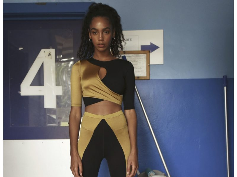 Belgian athletic apparel brand 4254 featured in Vogue Magazine