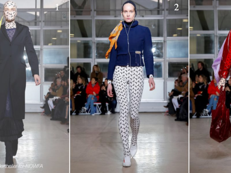 Liebaert Fabrics at the Paris Fashion Week