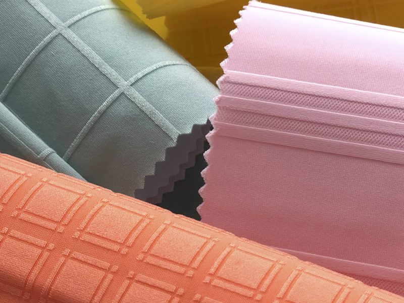 A new generation of Jacquard fabrics powered by Lycra®